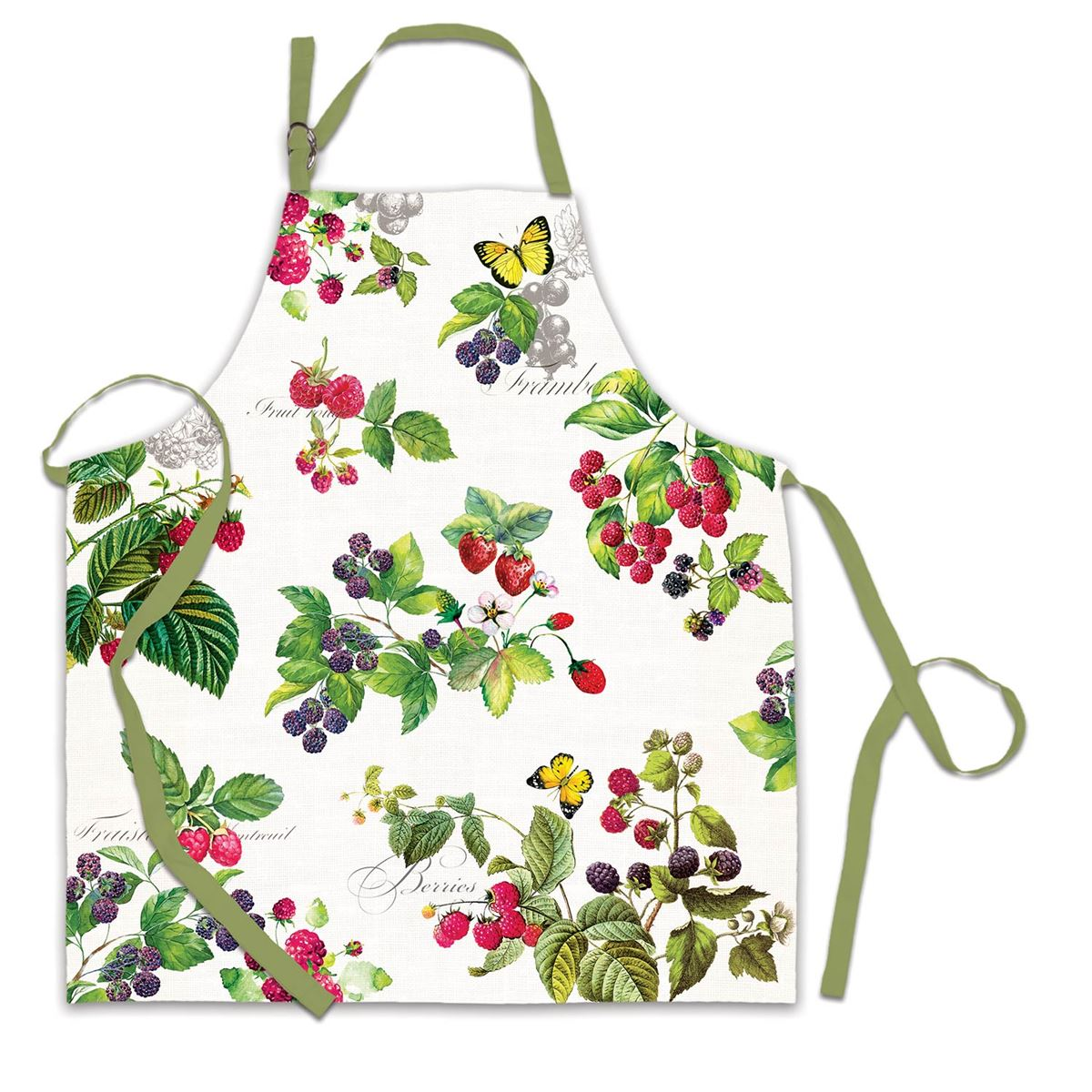 Michel Design Works Berry Patch Apron