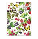 Michel Design Works Berry Patch Kitchen Towel