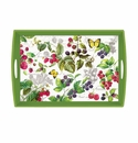 Michel Design Works Berry Patch Large Decoupage Wooden Tray