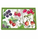 Michel Design Works Berry Patch Vanity Decoupage Wooden Tray