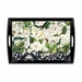 Michel Design Works Bouquet Large Decoupage Wooden Tray