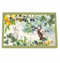 Michel Design Works Campagna Vanity Decoupage Wooden Tray