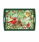 Michel Design Works Christmas Pine Large Decoupage Wooden Tray
