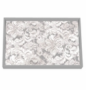 Michel Design Works Earl Grey Vanity Decoupage Wooden Tray