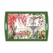 Michel Design Works In the Garden Large Decoupage Wooden Tray