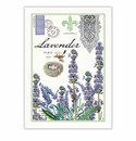 Michel Design Works Lavender Rosemary Kitchen Towel