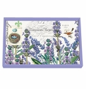 Michel Design Works Lavender Rosemary Vanity Decoupage Wooden Tray