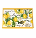 Michel Design Works Lemon Basil Vanity Decoupage Wooden Tray