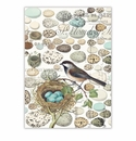 Michel Design Works Nest & Eggs Kitchen Towel