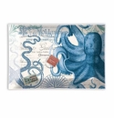 Michel Design Works Octopus Rectangle Glass Soap Dish