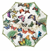 "Michel Design Works Papillon Umbrella 40"" Diameter"