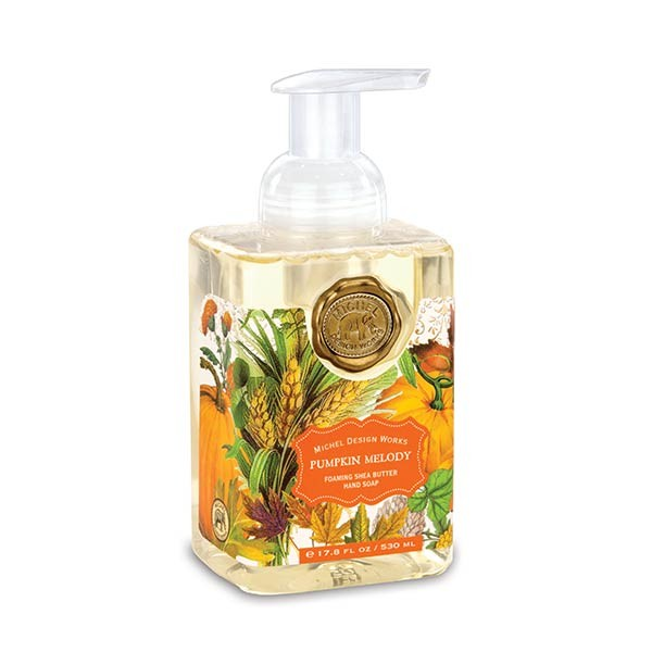 Michel Design Works Pumpkin Melody Foaming Soap