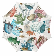 "Michel Design Works Sea Life Umbrella 40"" Diameter"