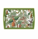 Michel Design Works Spruce Large Decoupage Wooden Tray