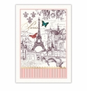 Michel Design Works Toujours Paris Kitchen Towel