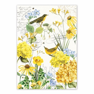 Michel Design Works Tranquility Kitchen Towel