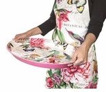 Michel Designs Works Aprons