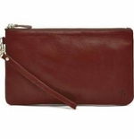 Mighty Purse Wristlet Wine Red
