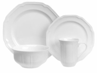 Mikasa Antique White 4 Piece Place Setting