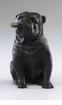Mini Cigar Smoking Bulldog Sculpture by Cyan Design