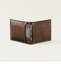Mission Mercantile Bifold Pocket Wallet Hickory