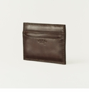 Mission Mercantile Front Pocket Wallet Walnut
