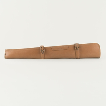 Mission Mercantile Gun Scabbard Oak Leather