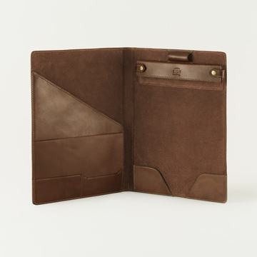 Mission Mercantile Large Padfolio Hickory