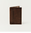 Mission Mercantile Passport Wallet Hickory