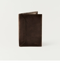 Mission Mercantile Passport Wallet Walnut