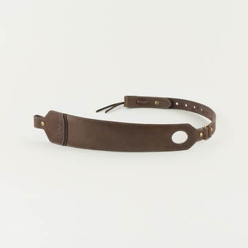 Mission Mercantile Rifle Sling Oil Leather