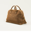 Mission Mercantile Stateroom Weekender Bag Oak Leather