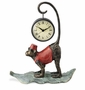 Monkey Clock Desk Accessory by SPI Home