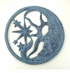 Moon and Star Wall Plaque by SPI Home
