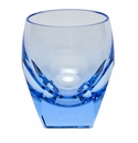 Moser Bar 1.5oz Shot Glass Aquamarine