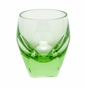 Moser Bar 1.5oz Shot Glass Ocean Green
