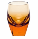 Moser Bar 11.2oz. Hiball Glass Topaz