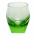 Moser Bar 7.3oz Double Old Fashioned Glass Ocean Green