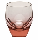 Moser Bar 7.3oz Double Old Fashioned Glass Rosalind