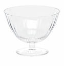 Moser Optic 5.1 Inch Footed Bowl Clear