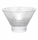 Moser Pebbles 4.7 Inch Bowl Clear