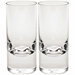 Moser Whisky 13.5oz Hiball Glasses Set of 2 Clear