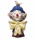 "Nao by Lladro Porcelain ""A clown's friend"" Figurine"