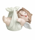 "Nao by Lladro Porcelain ""A new arrival"" Figurine"
