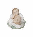 "Nao by Lladro Porcelain ""Baby Jesus"" Figurine"