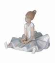 "Nao by Lladro Porcelain ""Dreamy ballet"" Figurine"