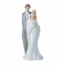 "Nao by Lladro Porcelain ""Love always"" Figurine"