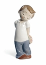 Nao by Lladro Porcelain Love is him Figurine