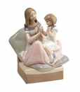 "Nao by Lladro Porcelain ""Pat a cake"" Figurine"