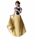 "Nao by Lladro Porcelain ""Snow White"" Figurine"